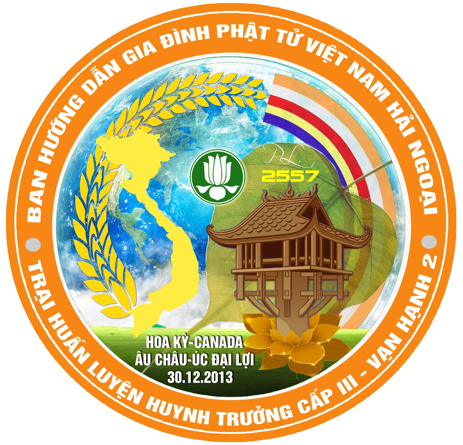 Trại huấn luyện Huynh Trưởng Vạn Hạnh II GĐPTVN Tại Hải Ngoại