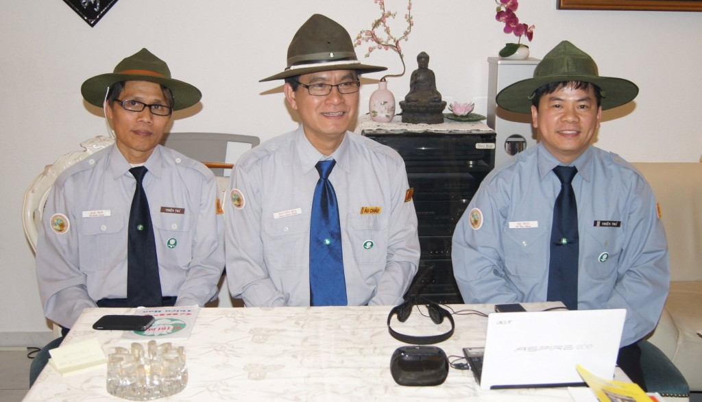 Hinh Le Khai Khoa VH2HN_ThuySi_Trai Sinh chuan bi theo doi Le Khai Khoa tai Uc