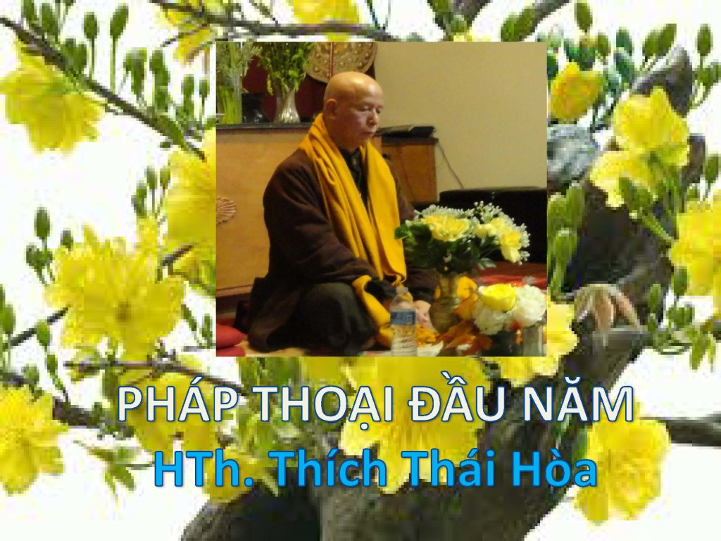 PHAP THOAI Thay Thai Hoa