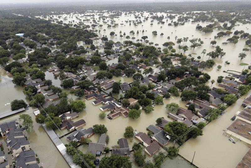 Thông Tư kêu gọi cứu trợ bão Harvey,Hoa Kỳ