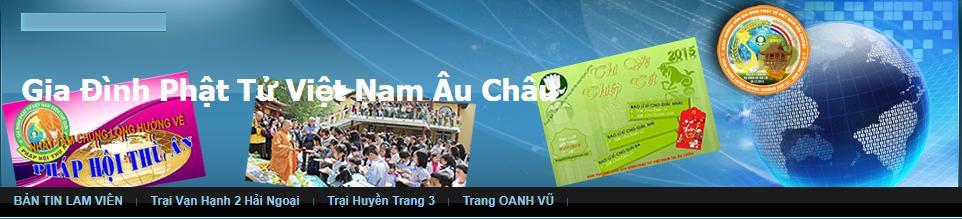 Trang Nhà BHD GĐPT ÂU CHÂU