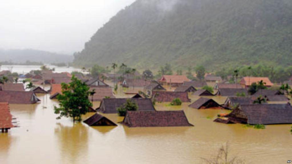 Thông Tư số 6-17043/BHDHN Cứu trợ  Bão lụt tại Việt Nam