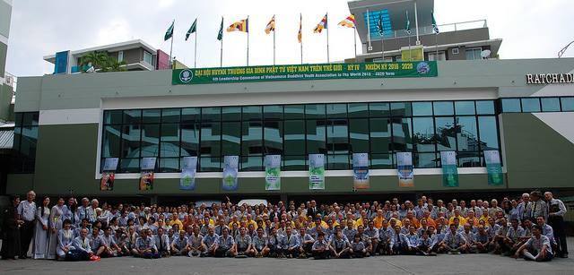 Nhìn lại một năm: Đại Hội GĐPTVN tại HN và trên Thế Giới