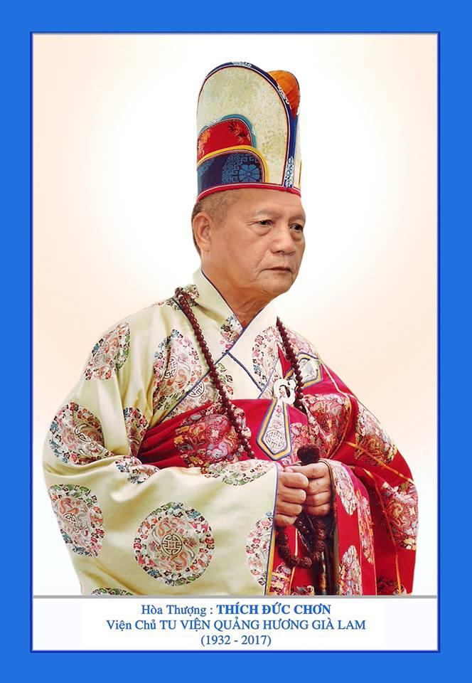 GĐPT/Hoa Kỳ Thông Tư: Về việc tổ chức Lễ Tưởng Niệm Hòa Thượng Thượng Thủ Hội Đồng Tăng Già Chứng Minh Gia Đình Phật Tử Việt Nam
